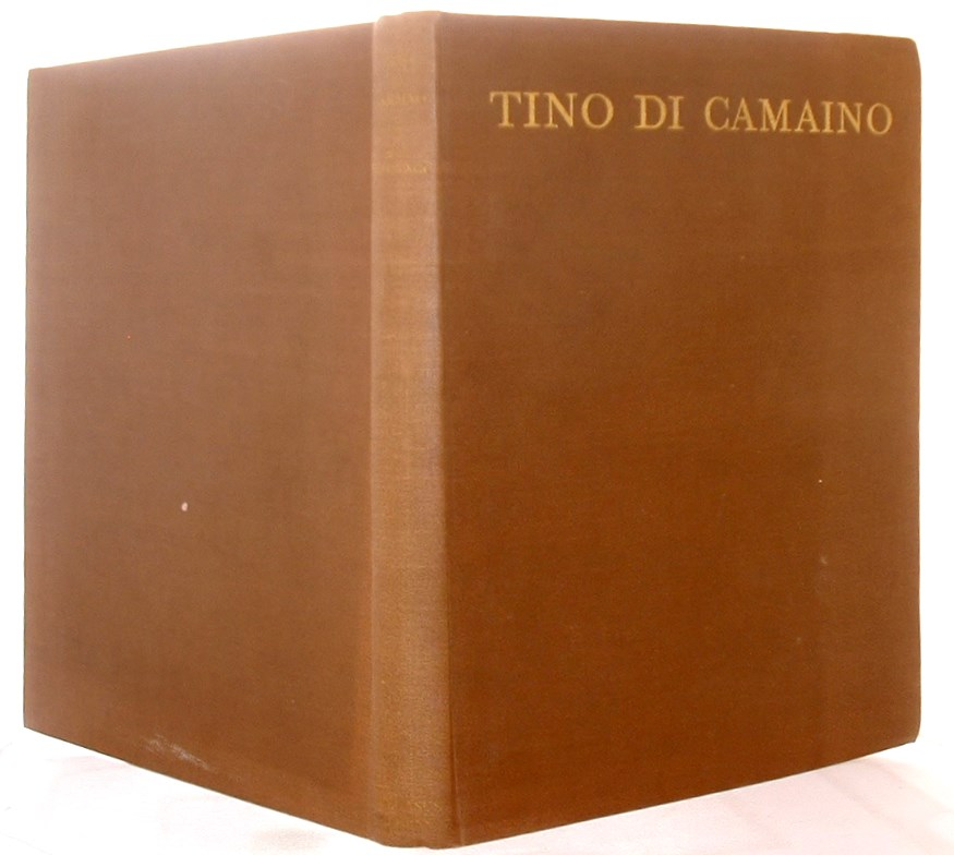 Image for Tino Di Camaino a Sienese Sculptor of the Fourteenth Century