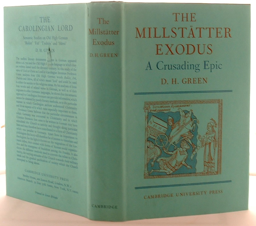Image for The Millstatter Exodus a Crusading Epic