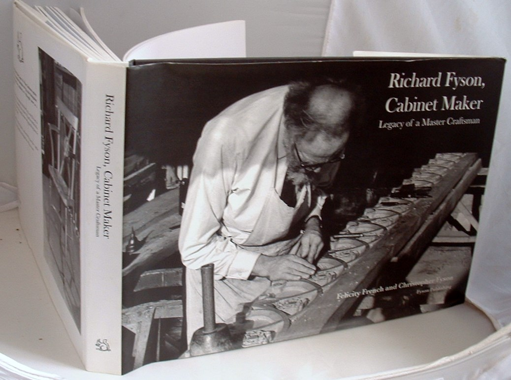 Image for Richard Fyson Cabinet Maker Legacy of a Master Craftsman