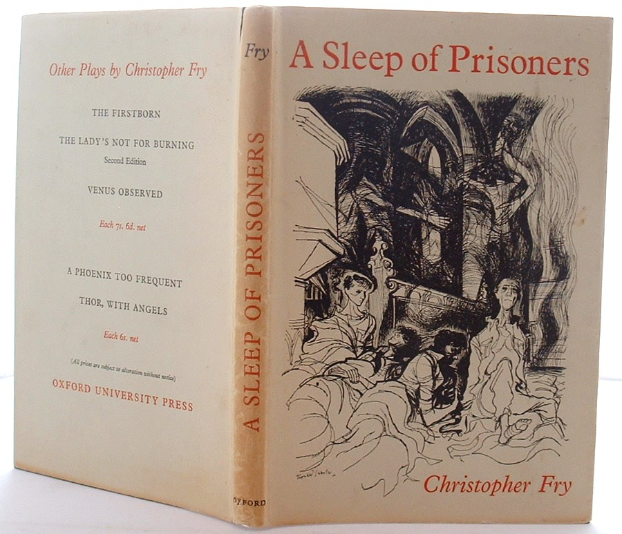 Image for A Sleep of Prisoners a Play