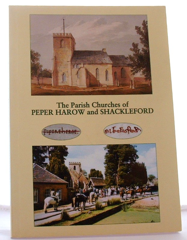 Image for A Guide to the Parish Churches of Piper Harrow and Shackleford Surrey