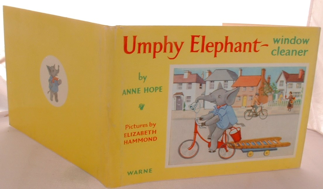 Image for Umphy Elephant Window Cleaner