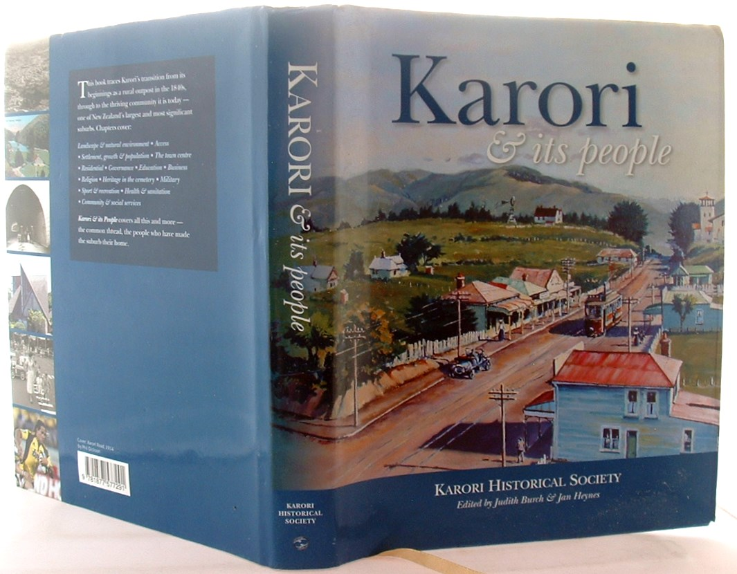 Image for Karori and Its People