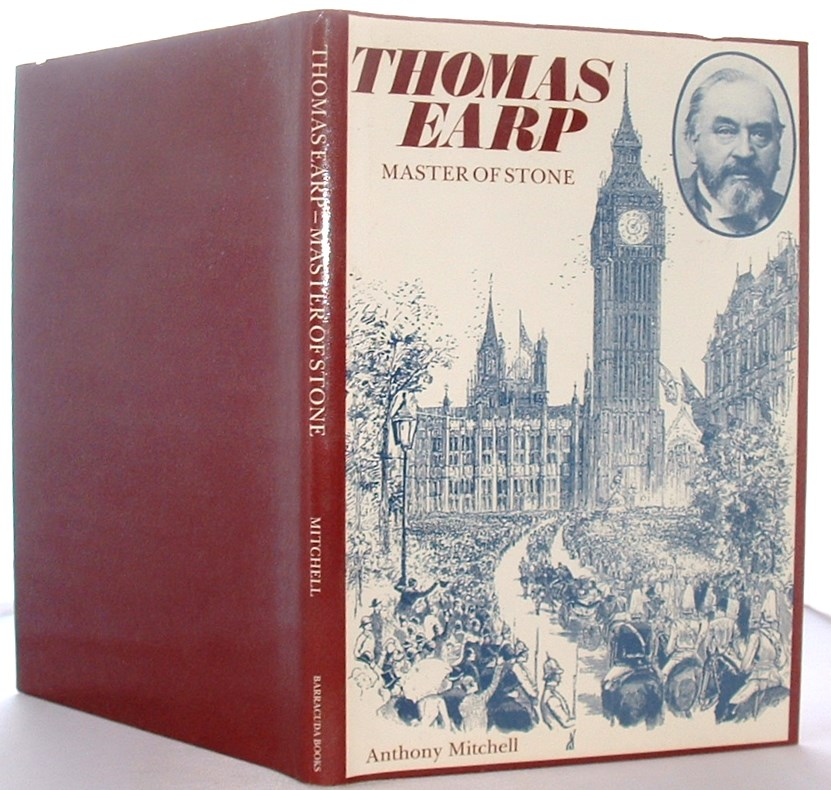 Image for Thomas Earp Master of Stone