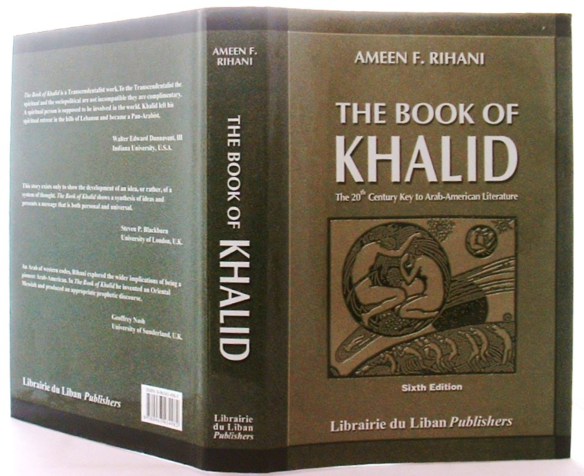Image for The Book of Khalid