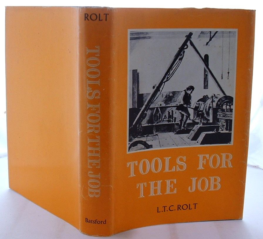 Image for Tools for the Job