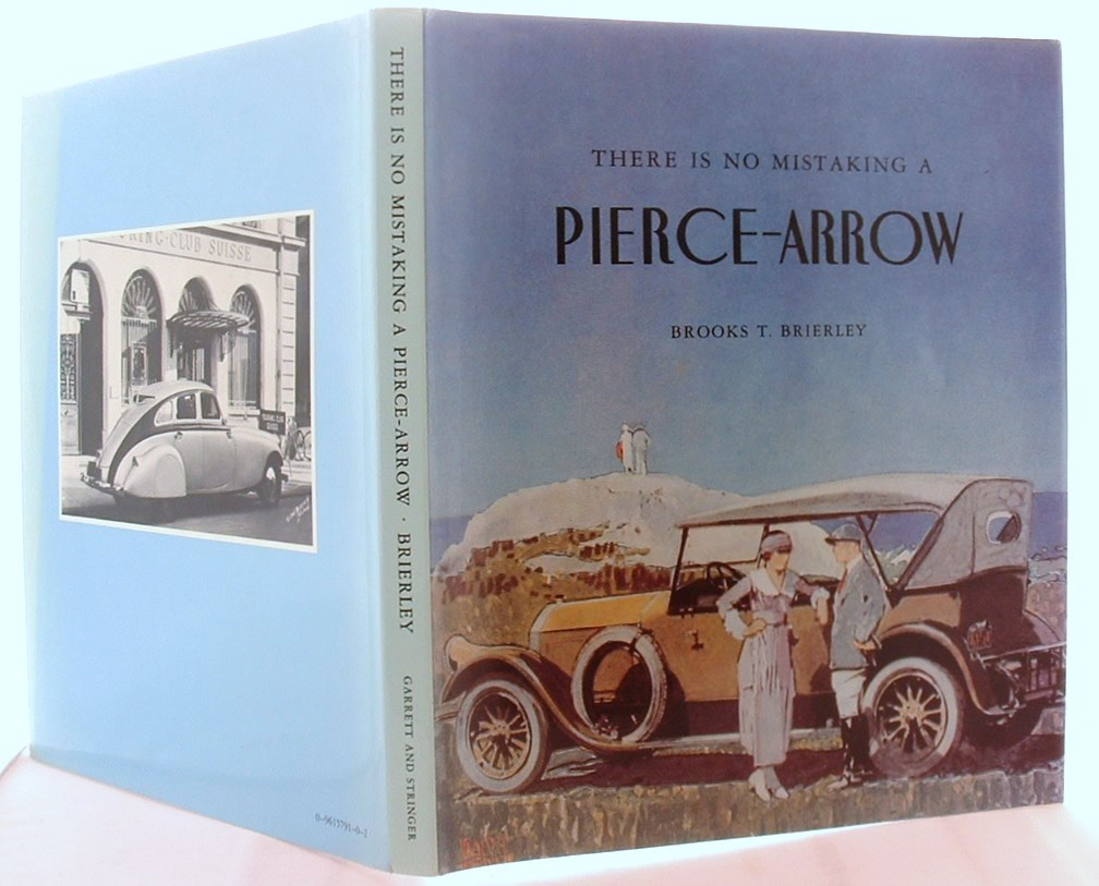 Image for There Is No Mistaking a Pierce Arrow