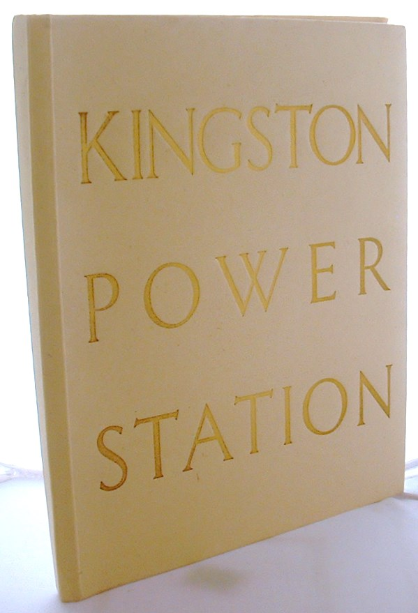 Image for Souvenir of the Opening of Kingston Power Station