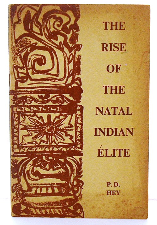 Image for The Rise of the Natal Indian Elite