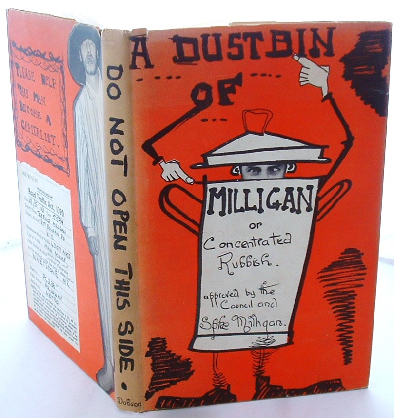 Image for A Dustbin of Milligan or Concentrated Rubbish