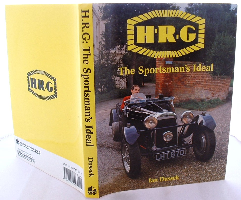 Image for H. R. G.: The Sportsman's Ideal (Marques & models)