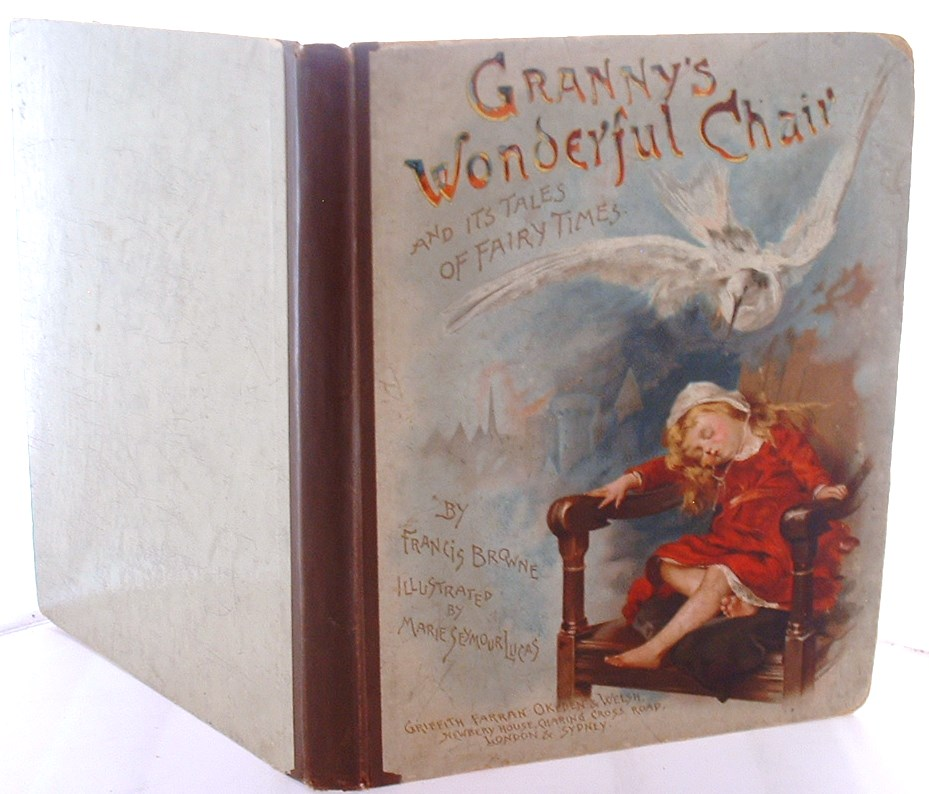 Image for Granny's Wonderful Chair And its Tales of Fairy Times