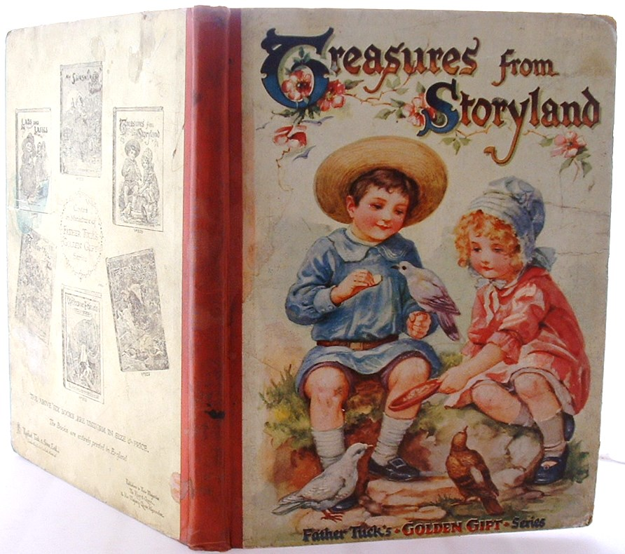 Image for Treasures from Storyland