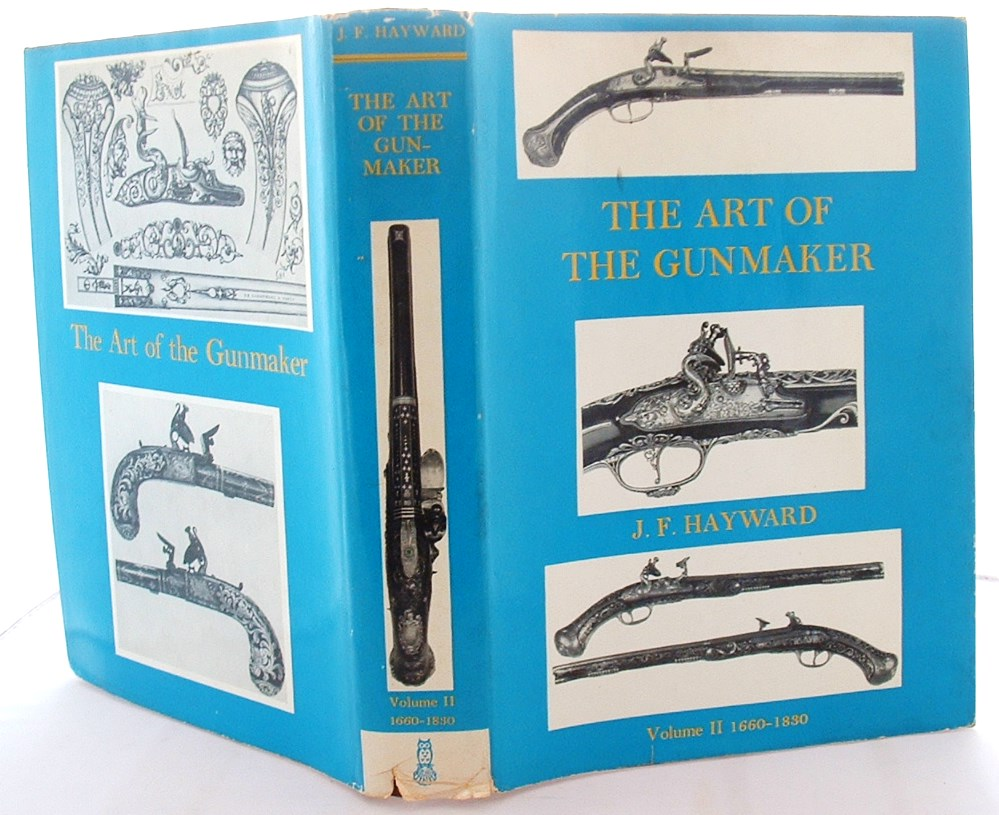 Image for The Art of the Gunmaker Volume Two 1660-1830