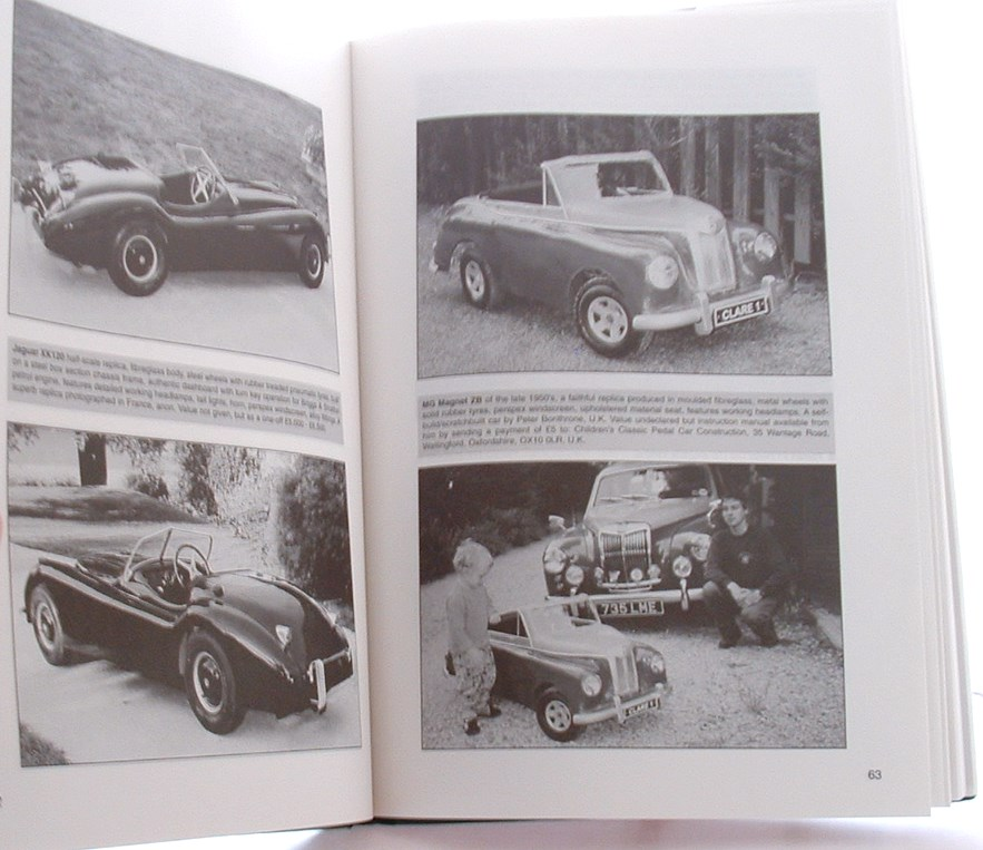 Image for Juvenile Automobiles: Volume 2: A Pictorial History of Children's Pedal and Powered Vehicles with Price Guide
