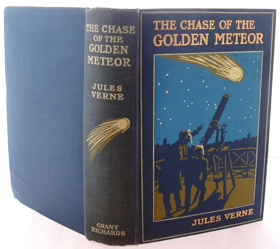 Image for The Chase of the Golden Meteor