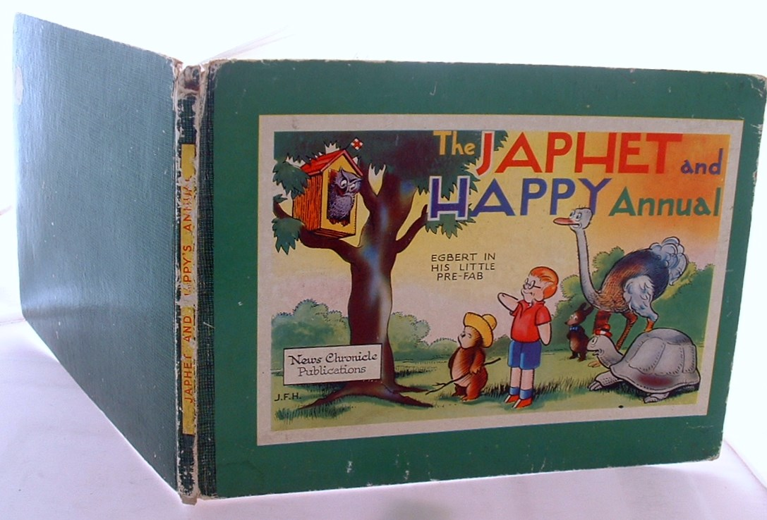 Image for The Japhet And Happy Annual 1947