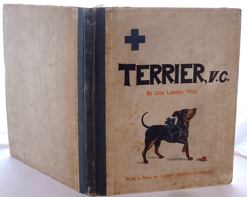 Image for Terrier, V.C: a Black-and-Tan Hero who Won the Victoria Cross