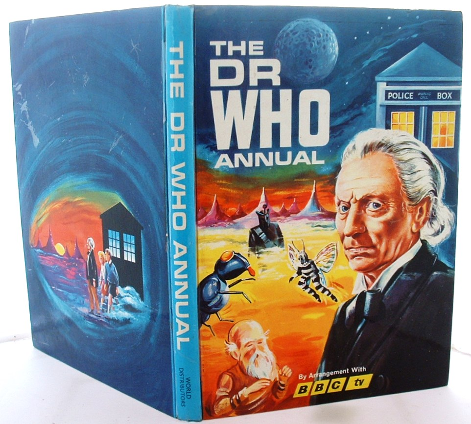 Image for Dr Who Annual 1966
