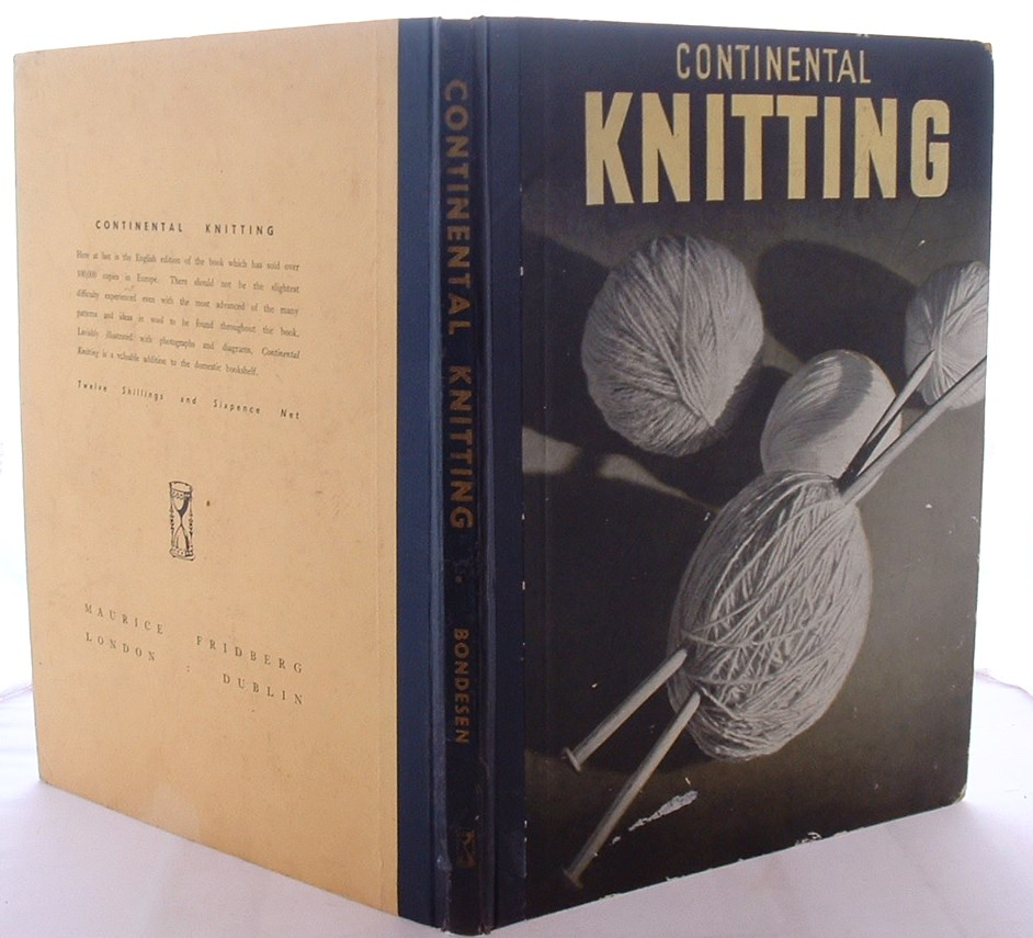 Image for Continental Knitting