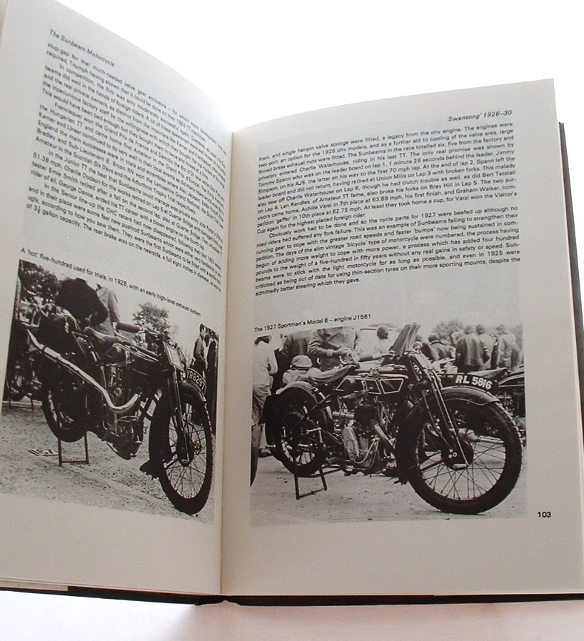 Image for The Sunbeam Motorcycle