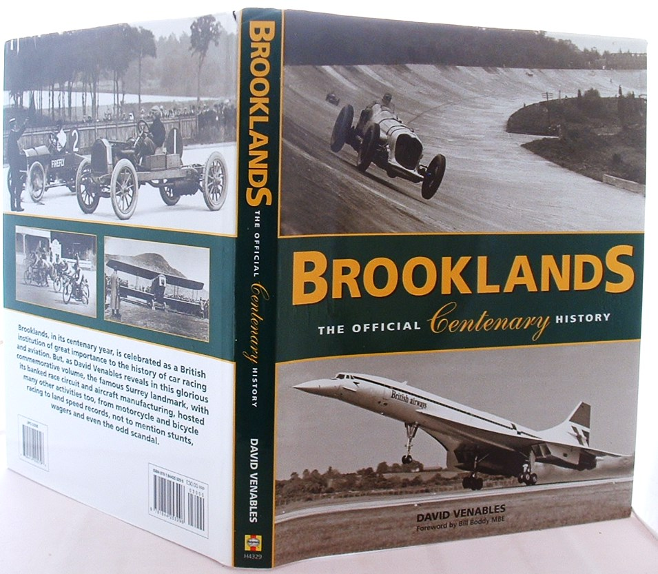 Image for Brooklands: The Official Centenary History