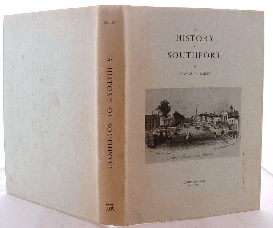Image for A History of Southport
