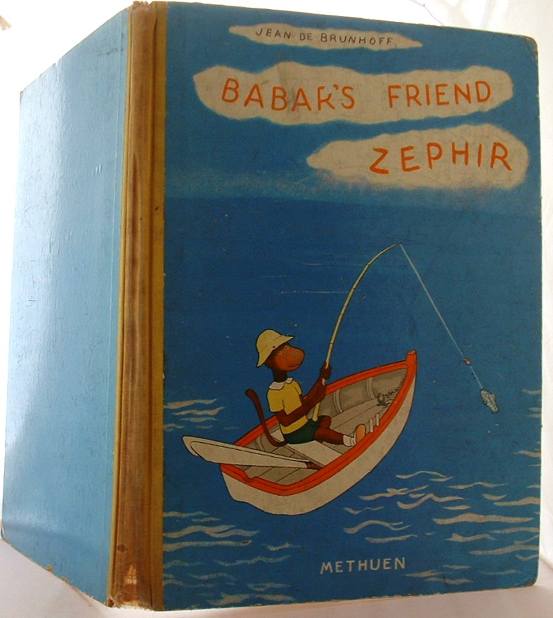 Image for Babar's Friend Zephir