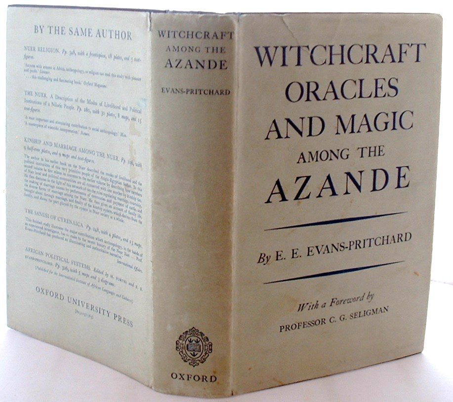 Image for Witchcraft, Oracles and Magic Among the Azande