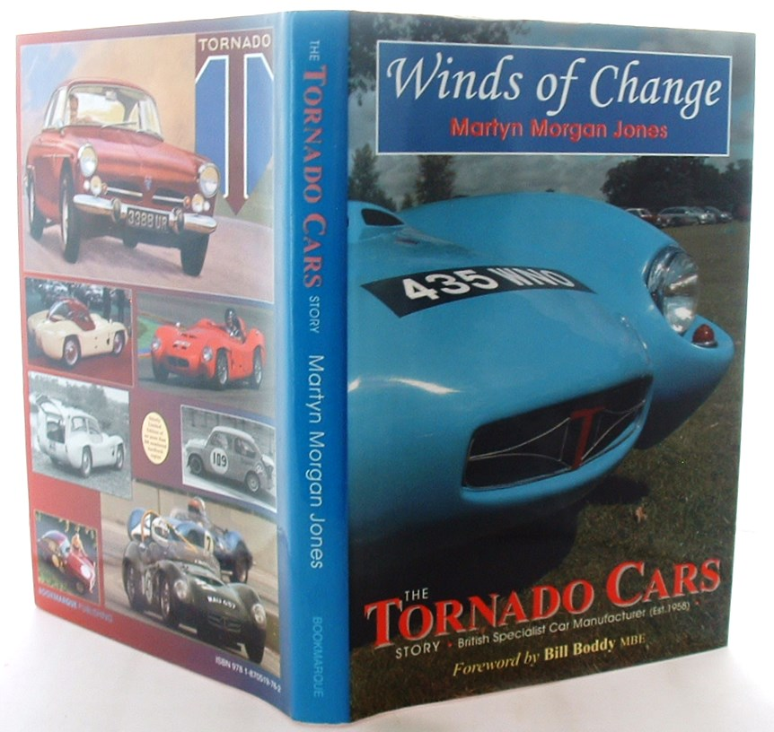 Image for Winds of Change: The Tornado Cars Story - British Specialist Car Manufacturer (estab 1958)