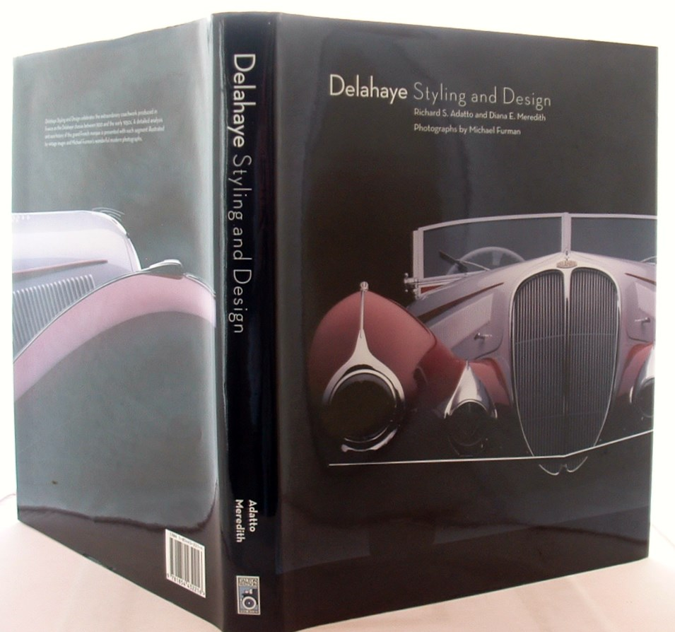 Image for Delahaye Styling And Design