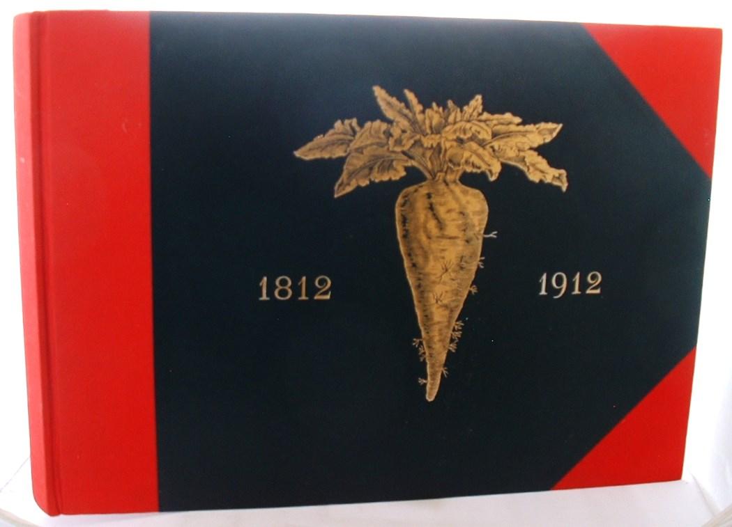 Histoire centennale du sucre de betterave. Album illustré des reproductions de documents extraits de la collection de Jules Helot