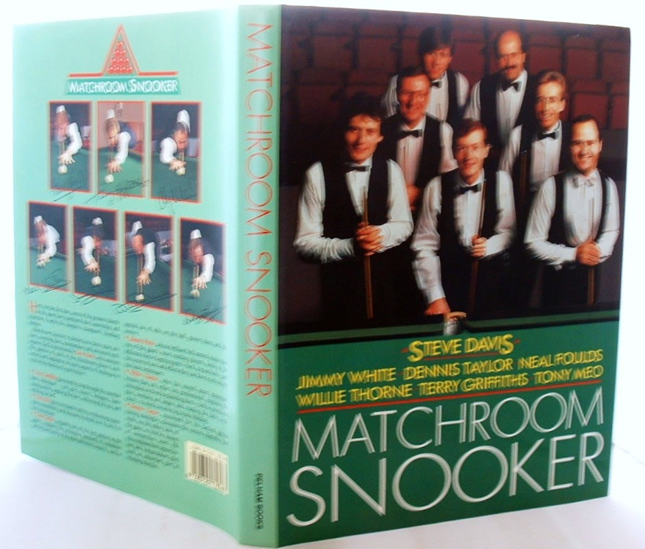 Image for Matchroom Snooker (Pelham practical sports)