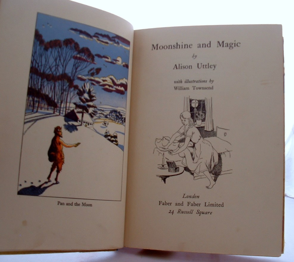 Image for Moonshine and Magic