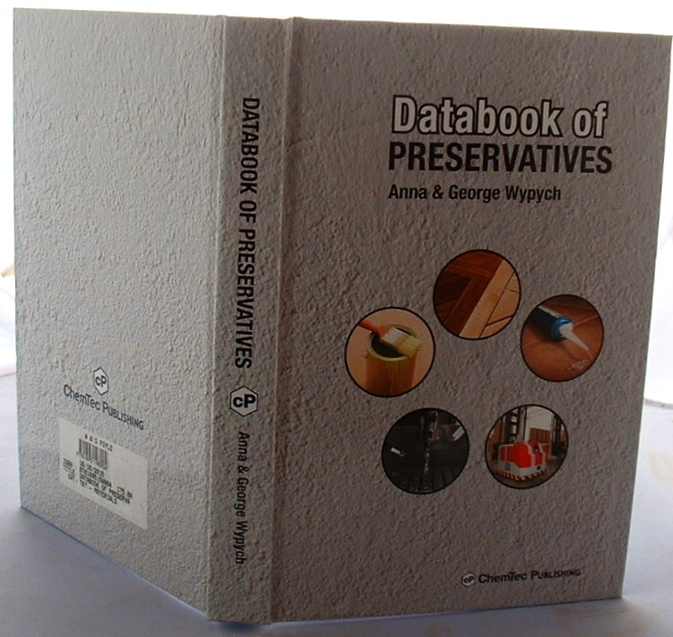 Image for Databook of Preservatives