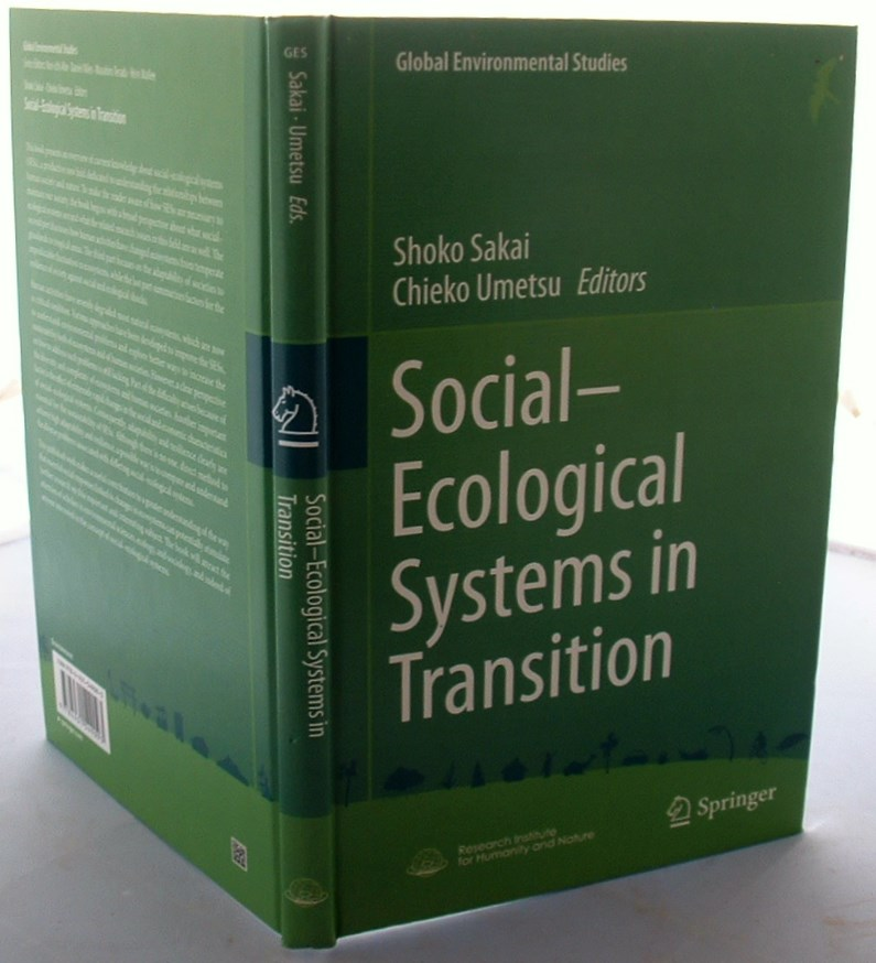 Image for Social-Ecological Systems in Transition (Global Environmental Studies)