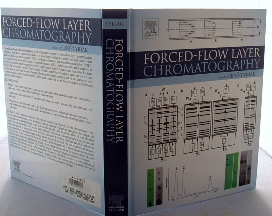 Image for Forced-Flow Layer Chromatography