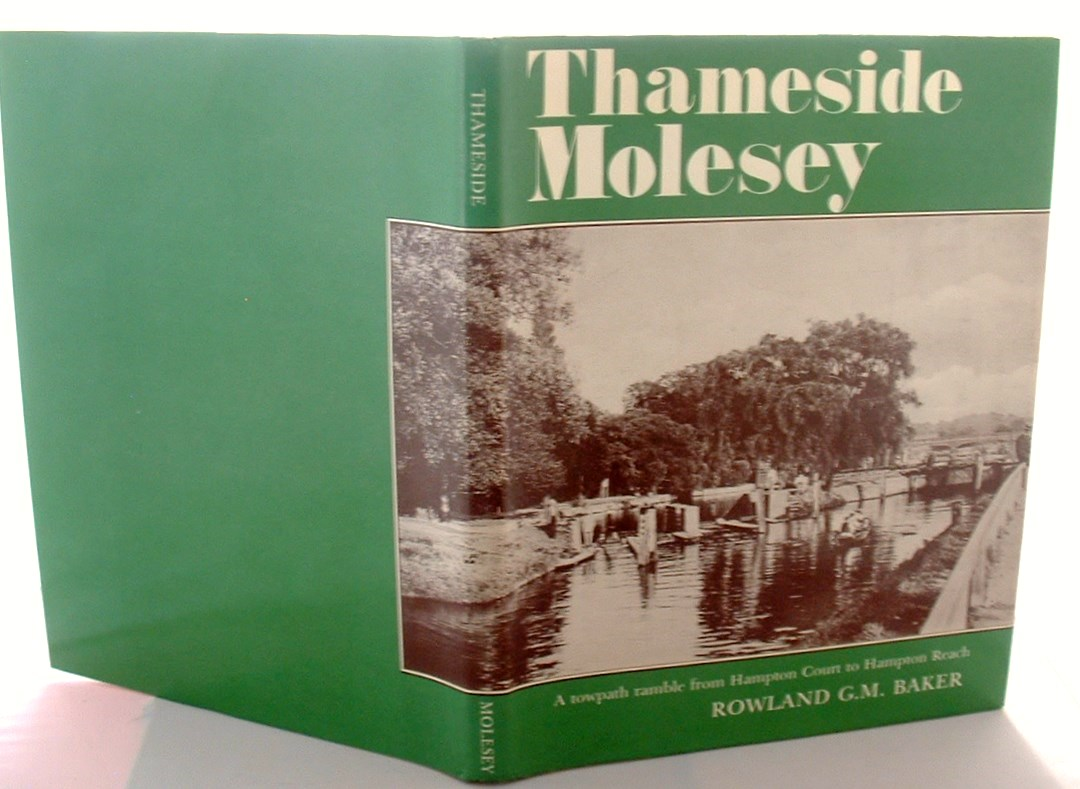 Image for Thameside Molesey : A Towpath Ramble from Hampton Court to Hampton Reach