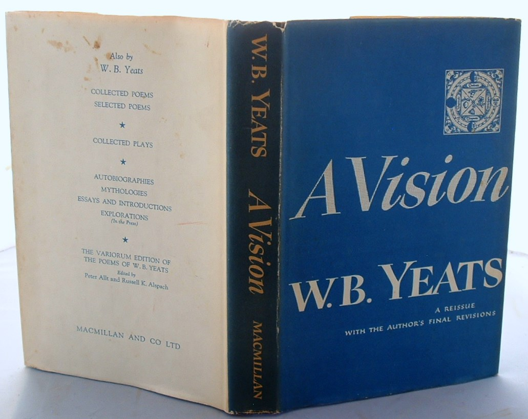 Image for A Vision. A Reissue with the Author's Final Revisions