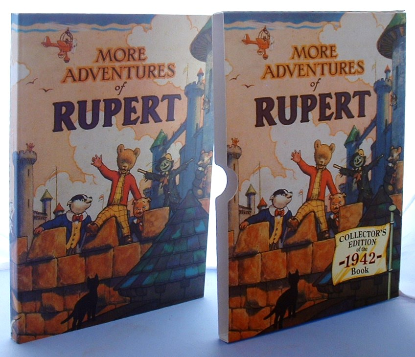Image for More Adventures of Rupert 1942