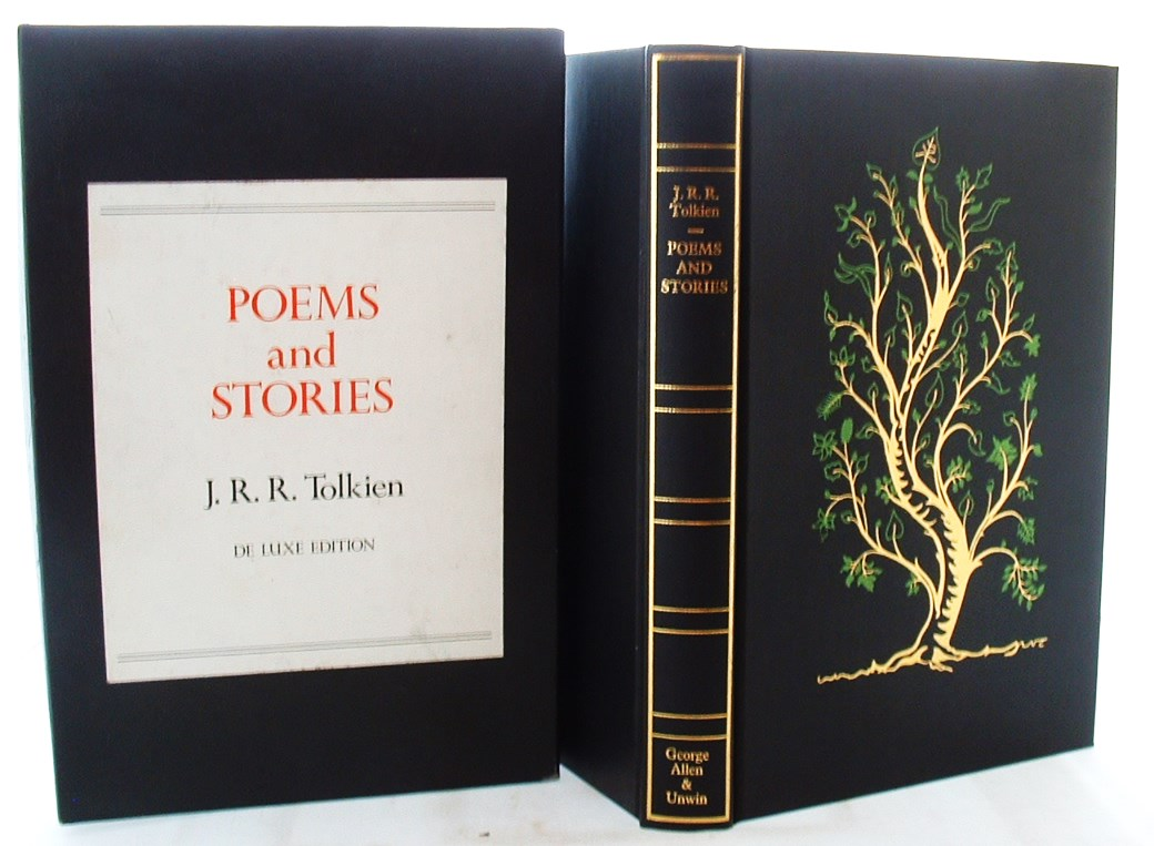 Image for Poems and Stories De Luxe Boxed Edition