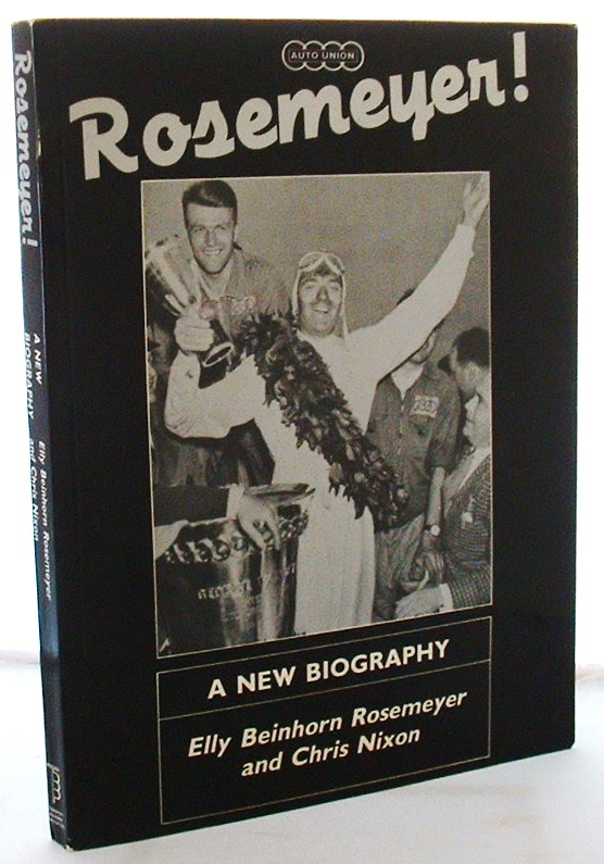 Image for Rosemeyer! a New Biography