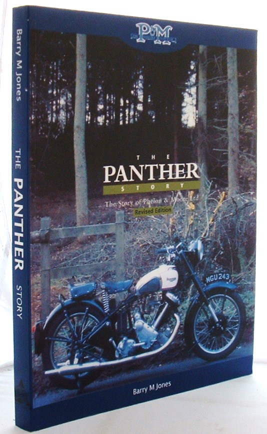 Image for Panther Story: The Story of Phelon and Moore Ltd
