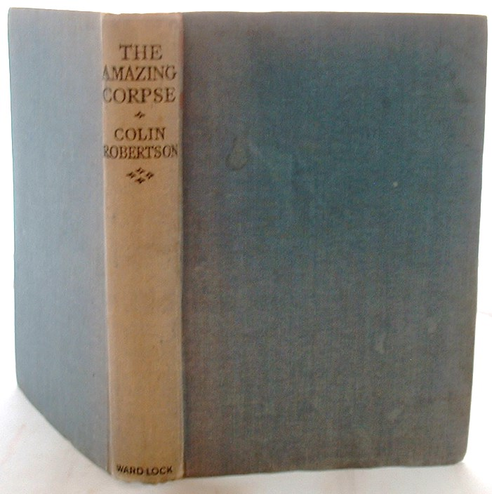 Image for The Amazing Corpse