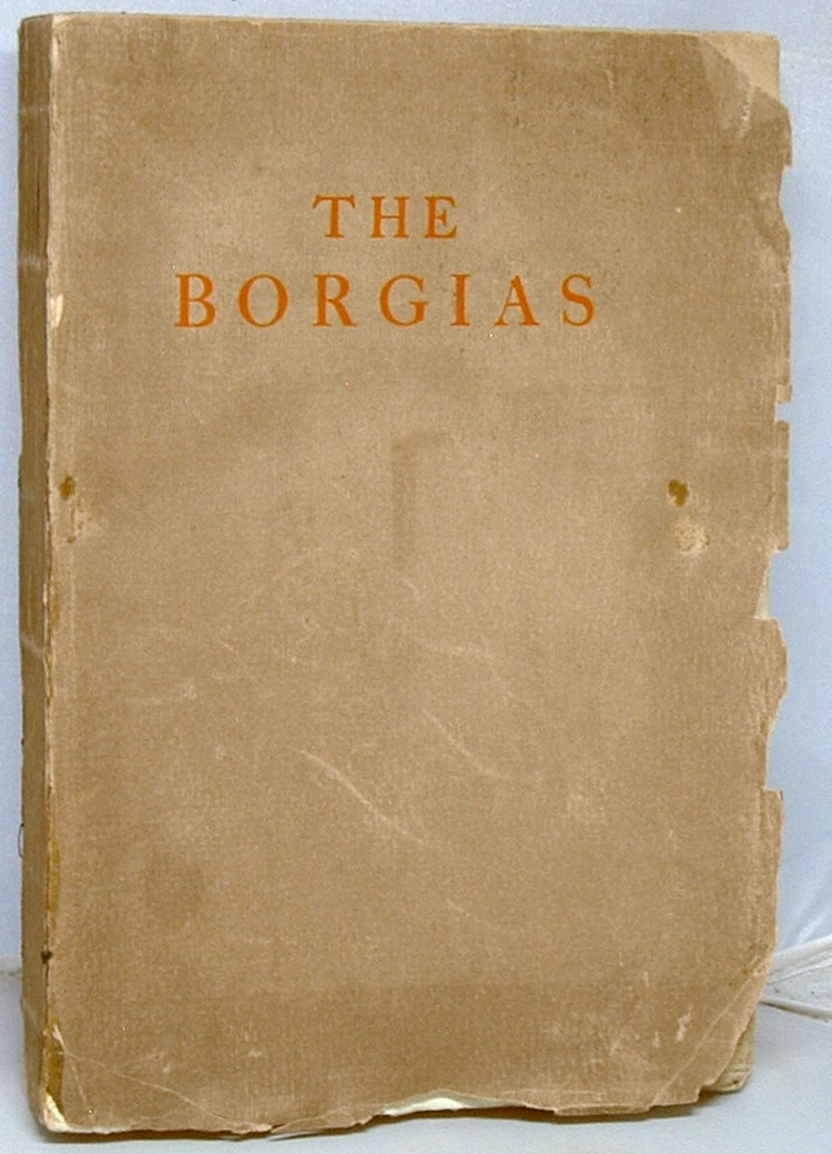 Image for The Borgias The Royal Library Historical Series
