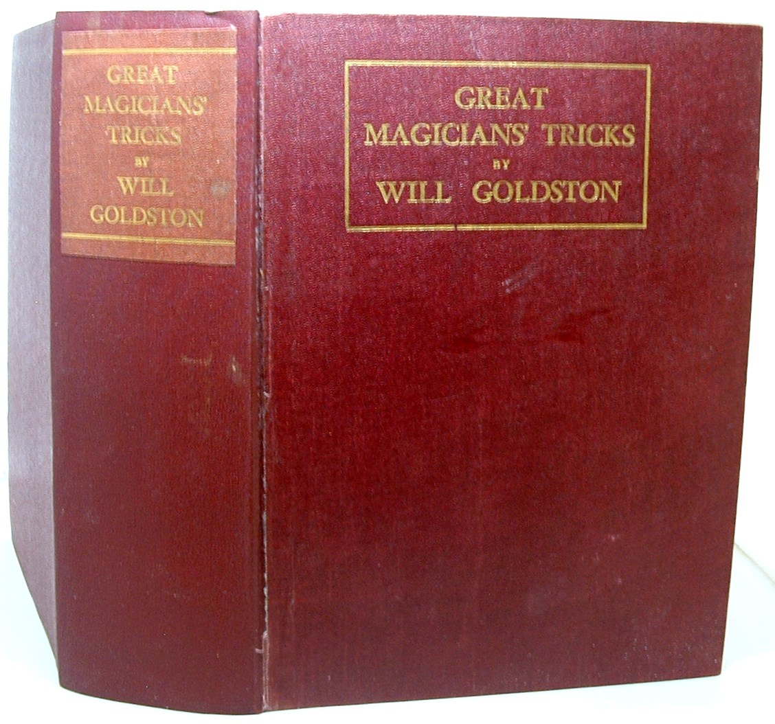 Image for Great Magicians' Tricks