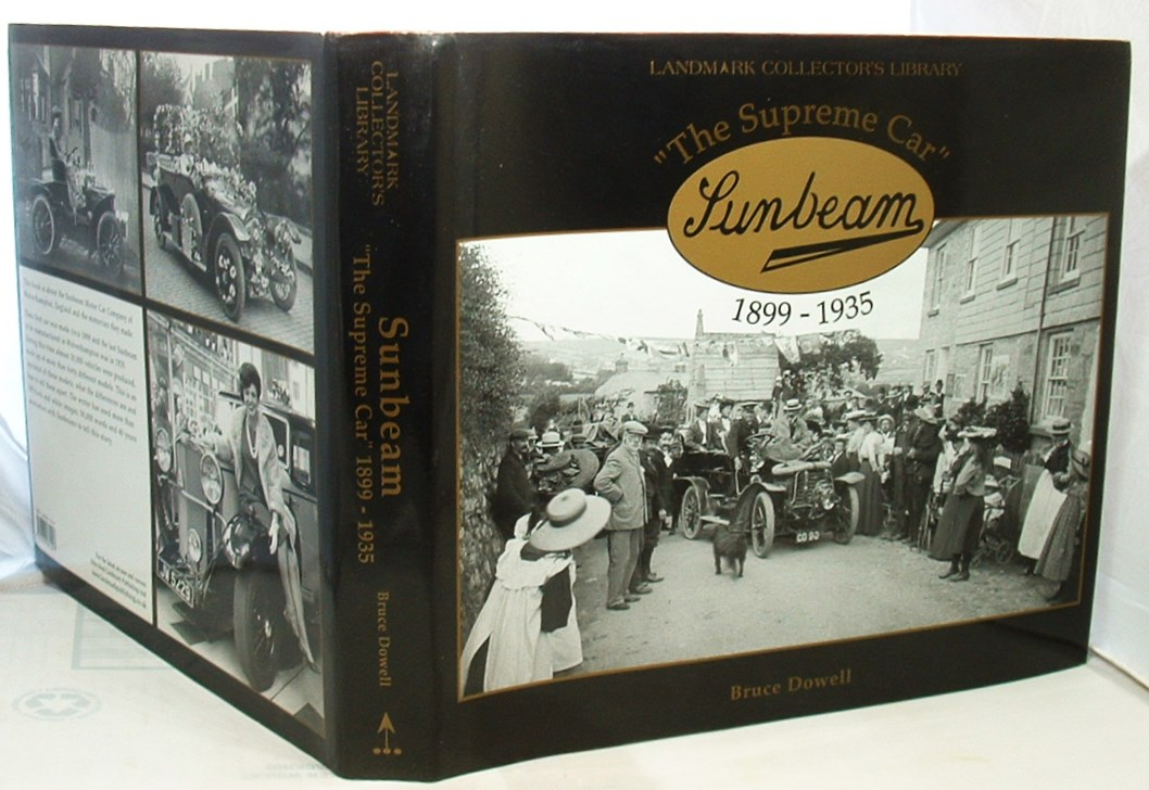 Image for Sunbeam the Supreme Car, 1899-1935 (Landmark Collector's Library)