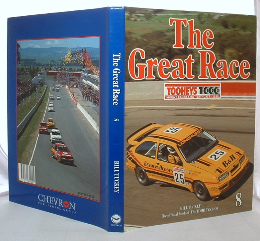 Image for The Great Race Tooheys 1000 1987/88